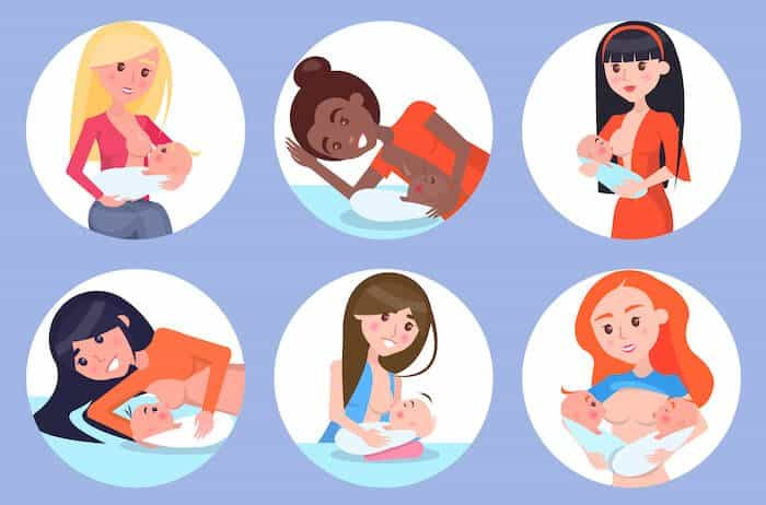 Assume the Position: Finding the Best Breastfeeding Positions for Newborns!