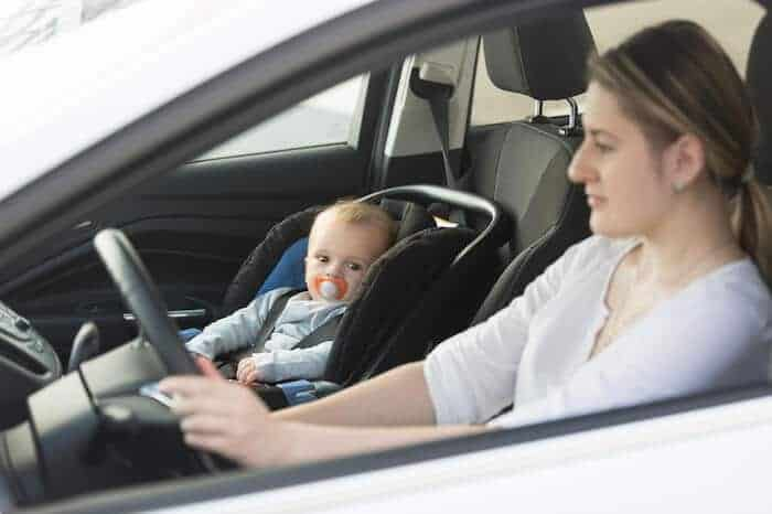 Going Somewhere? How to Know if You're Ready to Drive Again After Your C-Section