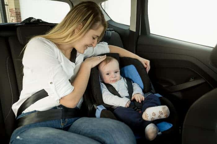 Traveling with a Newborn by Car: How to Stay Sane