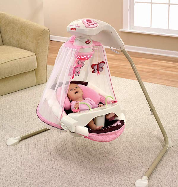 Cradle Swing from Fisher-Price