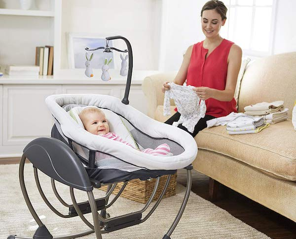 Gliding Baby Swing by Graco