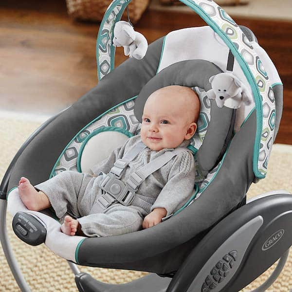 10 Best Baby Swings For Keeping Baby Occupied In 2021