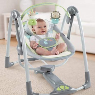 Safety First: Know Your Baby Swing Age and Weight Limit