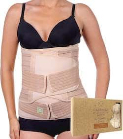 Postnatal Belly Support Recovery Wrap