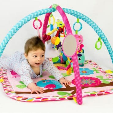 Need Help Picking A Baby Activity Center? Here Are the 6 Types