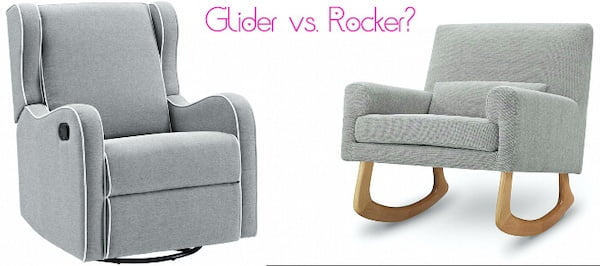 Gliders vs. Rockers - Is One Better Than The Other? That Depends on You!