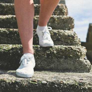 Stairs and C-Sections Don't Mix Well - Here's Why: