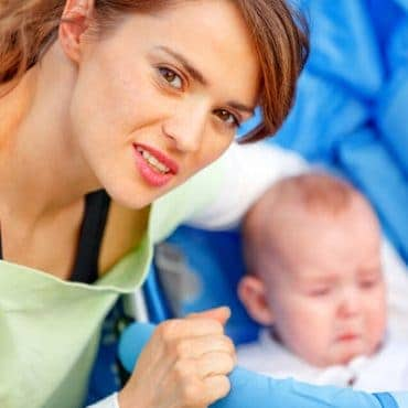 Mom Talk: Should I Worry When Milk Comes Out of My Baby's Nose?
