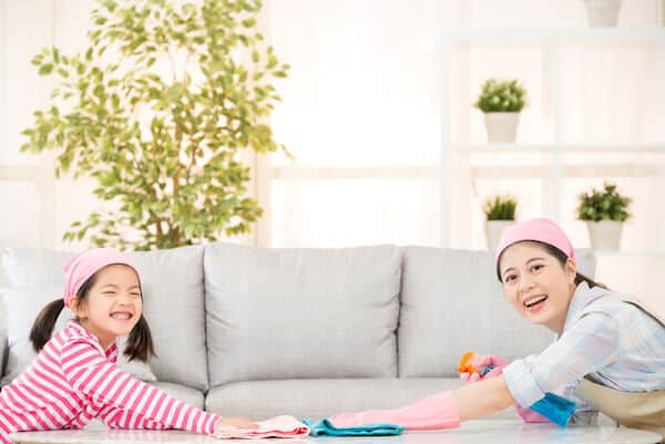 Chore List for 5-Year-Old Child Plus Getting Them to Actually Do Them