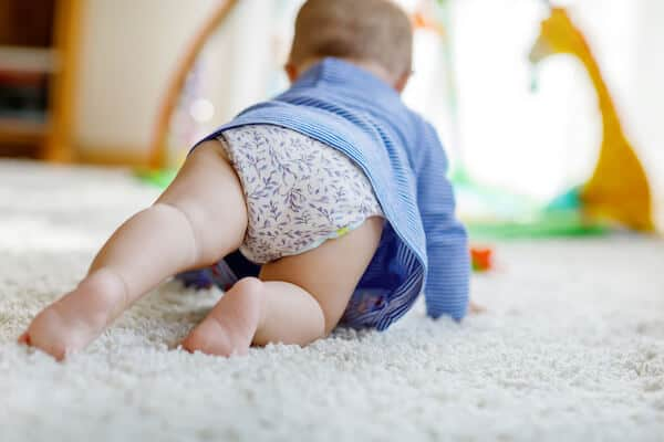 Teach Baby to Crawl: The Tips Every Mama Needs to Know!