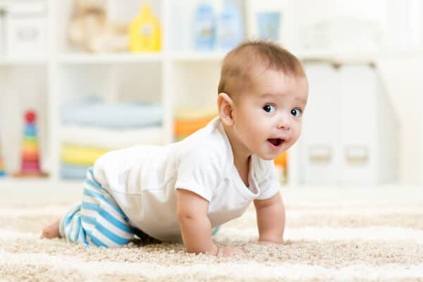 Baby Crawling Styles: 8 to Look For When Baby Starts to Crawl