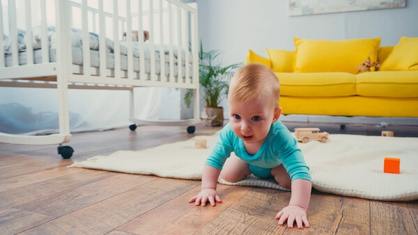 Crawling on Hands and Knees vs. Asymmetrical Crawling: What to Know