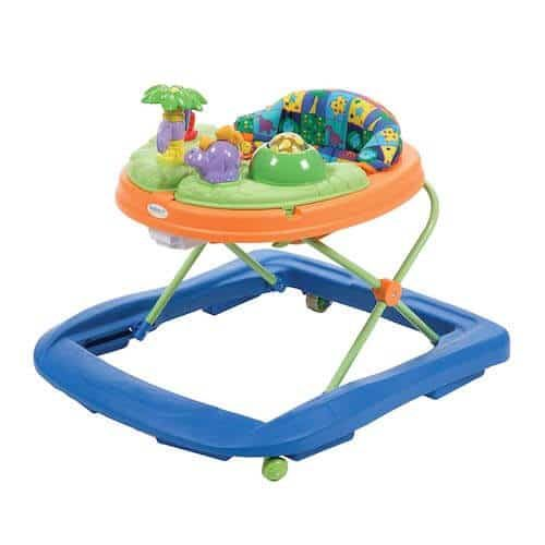 Sounds 'n Lights Discovery Baby Walker